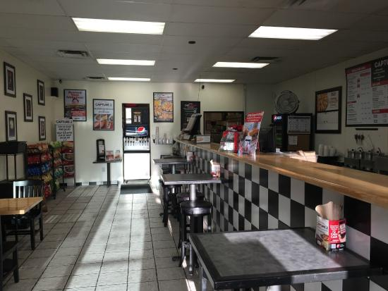 Capriotti's Sandwich Shop: Inside