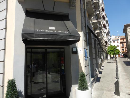 Hotel Fontecruz Granada Tripadvisor