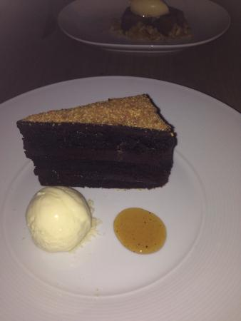Maritime Parc : Chocolate fudge cake