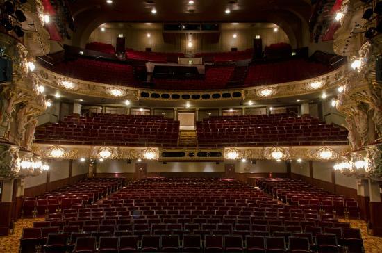 Ext Picture Of King S Theatre Edinburgh Tripadvisor