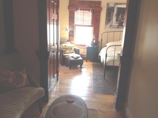 Rosendale, estado de Nueva York: suite