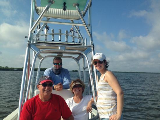 Bradenton, FL: Capt. Kris and Crew