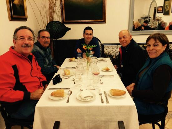 Hotel Ida Ines: Vista del comedor
