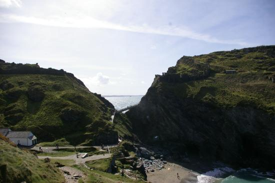 Bude Holiday Resort: Tintagel Castle