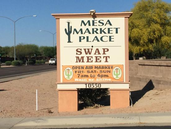 mesa market place swap meet east baseline road az