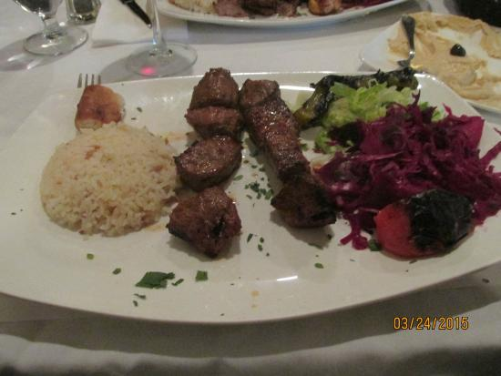 kebabs picture of ali baba turkish cuisine new york