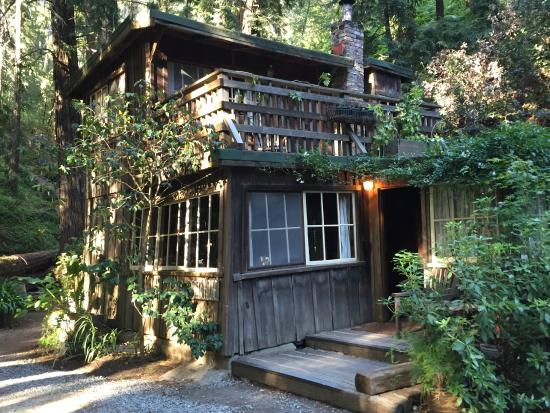 Deetjens Big Sur Inn Restaurant Typical Fairy Tale Cottage