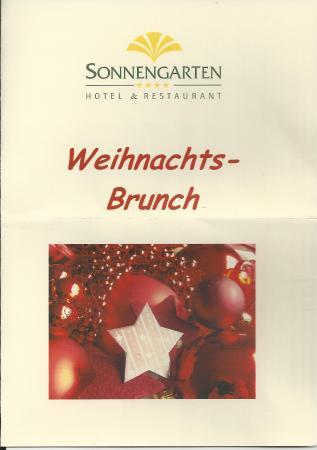 Hotel-Restaurant Sonnengarten