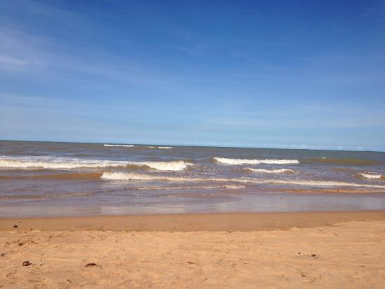 Praia de Bicanga