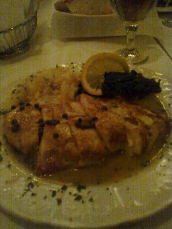 El Barzon: Pollo Barzon for Dinner