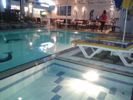 Elite Apartments Pool