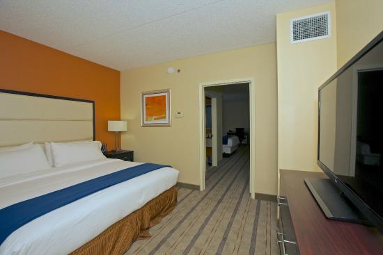 Holiday Inn Express & Suites Duluth - Mall Area: King Executive Guest Room