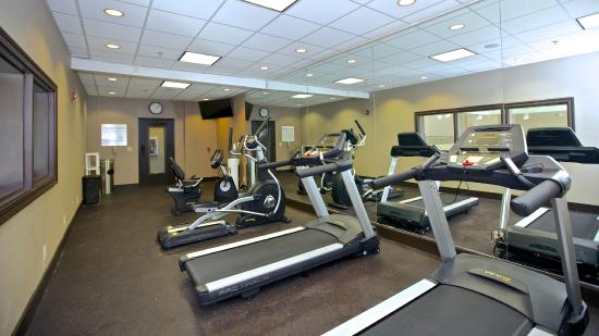 Holiday Inn Express & Suites Duluth - Mall Area: Fitness Room