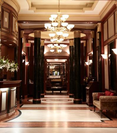 Avalon Hotel: Avalon Lobby