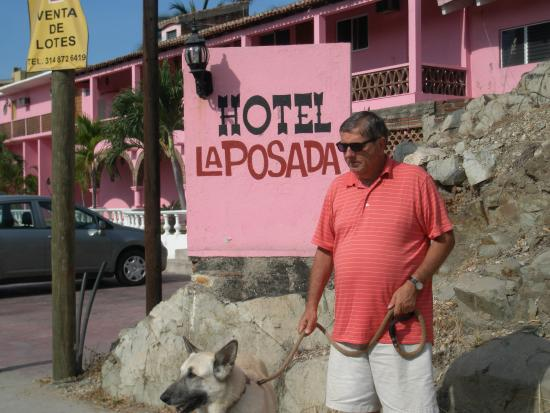 Hotel La Posada: Welcome to La Posada