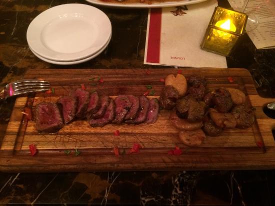 Bobo's Steakhouse : Wadju steak
