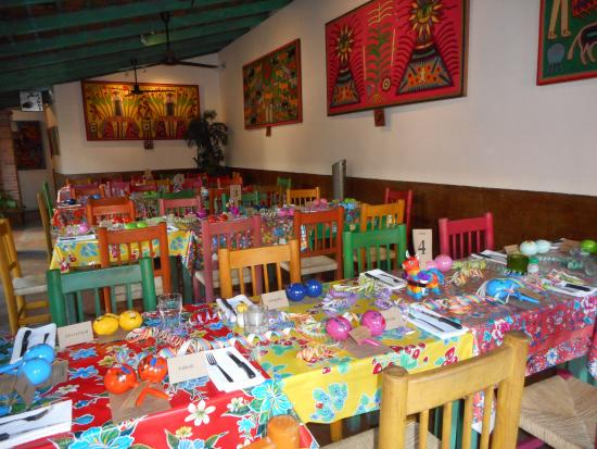 El Arrayan 3 Tables Of 10 And 1 Table 12