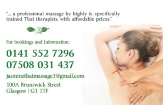 Business card back picture of jasmine thai massage glasgow jasmine thai massage business card back colourmoves