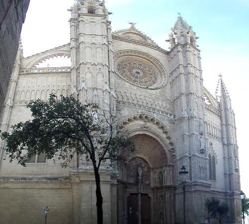 Catedral de Mallorca: Cathedral (Le Seu)