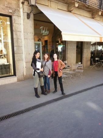 Gelateria Toldo: Gostoso e bem perto do centro de Milão.