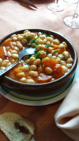 Manechenea: plat de haricots