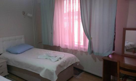 Duran Apart: 3 kişilik oda