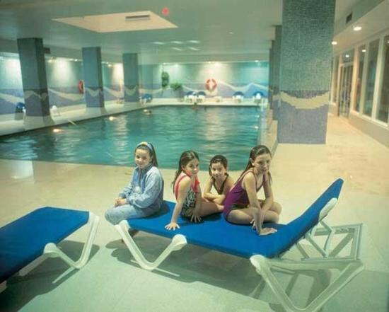 AR Roca Esmeralda & SPA Hotel : Piscina interior Climatizada Índole swimmingpool