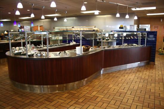 Iron Skillet Restaurant Salad Bar Buffet