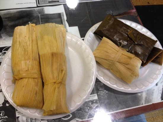 The Tamale Place : Unbelievable Tamales!