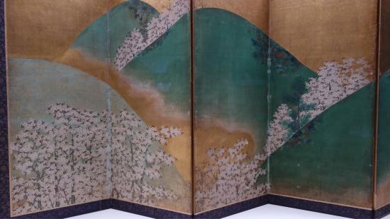 Nationalmuseum Tokyo: Shiko Watanabe's representative work