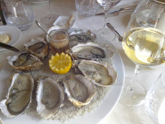 Le Grand Four : Huîtres n°2 et même n°1 de Noirmoutier