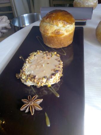 Le Grand Four : Fois gras et sa brioche