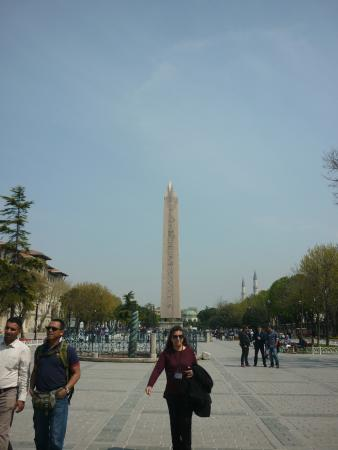 Hippodrome - Picture of Hippodrome (At Meydani), Istanbul ...