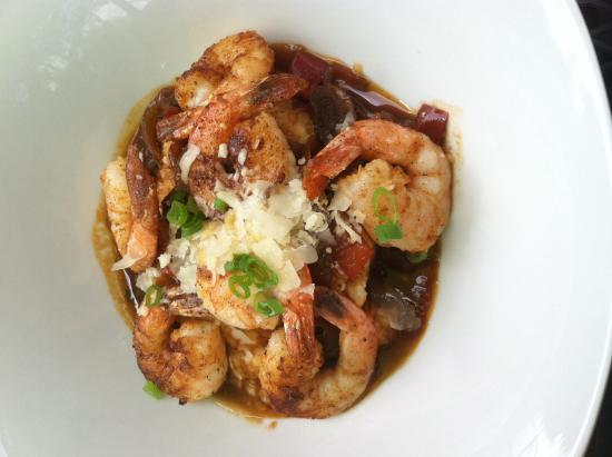 Albany Bistro: Shrimp and grits