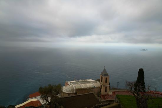 Casa Cuccaro B&B: Blick vom Balkon