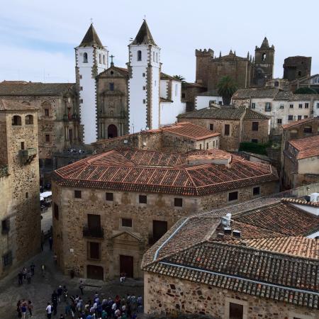 Old Town of Cáceres: Cáceres