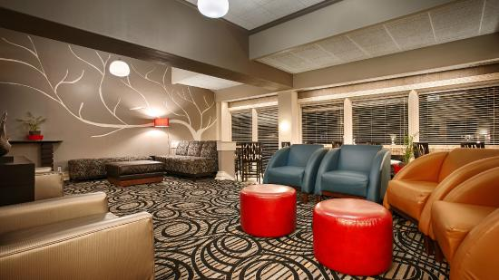 BEST WESTERN PLUS Austin City Hotel: Lobby