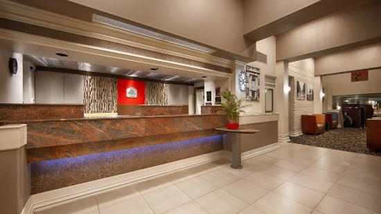 Best Western Plus Austin City Hotel: Registration