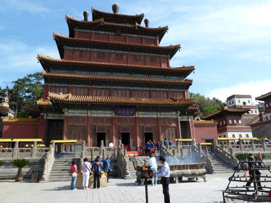 Temple of Universal Peace (Puning si) : Puning Temple