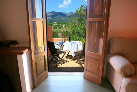 Ca'n Riera Rural Hotel : Can Riera - Public areas