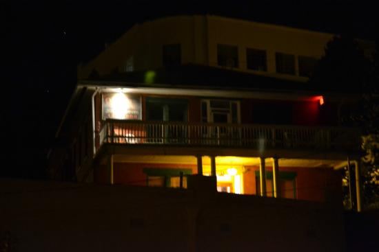 Old Bisbee Ghost Tours: Weird Green Mist at the Oliver House