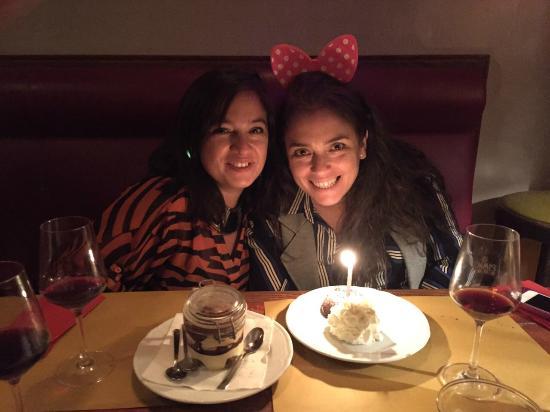 Pimm's Good: Birthday cake