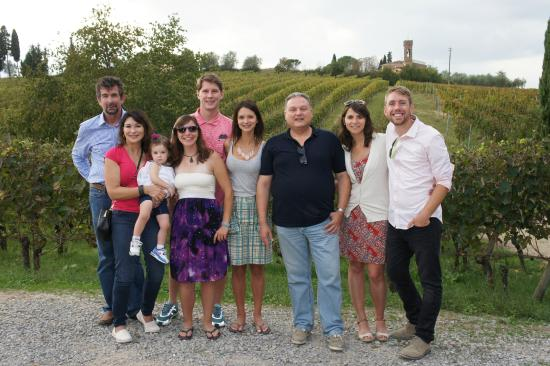 Guido's Tours - Wine Tours in Tuscany: A fun time had by all ages