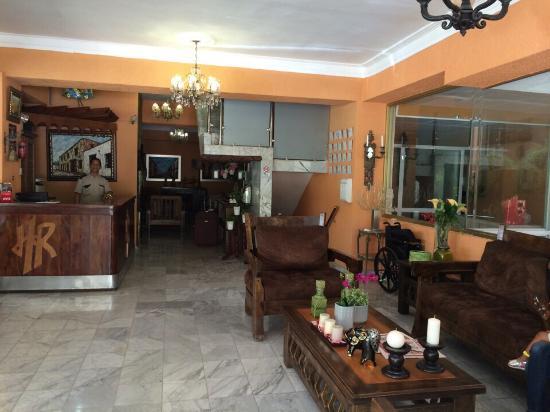 Hostal Riazor : Great hotel. Love it when staying in Santo Domingo