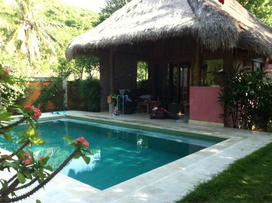 Rhipidura Cottages: Pool bungalow