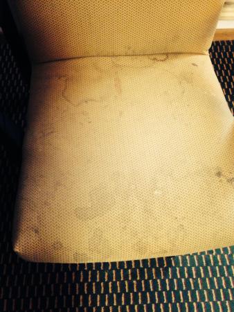 Rodeway Inn: Chair