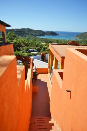 El Jardin Hotel: Nagascolo bay