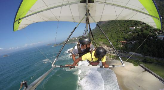 Easy Fly Rio: Getting ready for a perfect landing with Zero who has never fallen yet:)