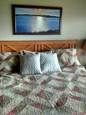 Village At Indian Point: Bedroom - King Size