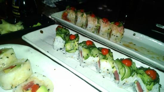 Karma Sushi Bar Grill: Sushi